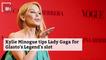 Kylie Minogue Wants Lady Gaga To Take Over Glastonbury