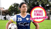 Future Female Footballer: Colombia's Salomé is gonna be a pro