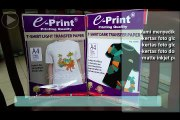[0852-2765-5050], Harga Kertas Light Transfer Paper, Harga Kertas Sublimation Transfer