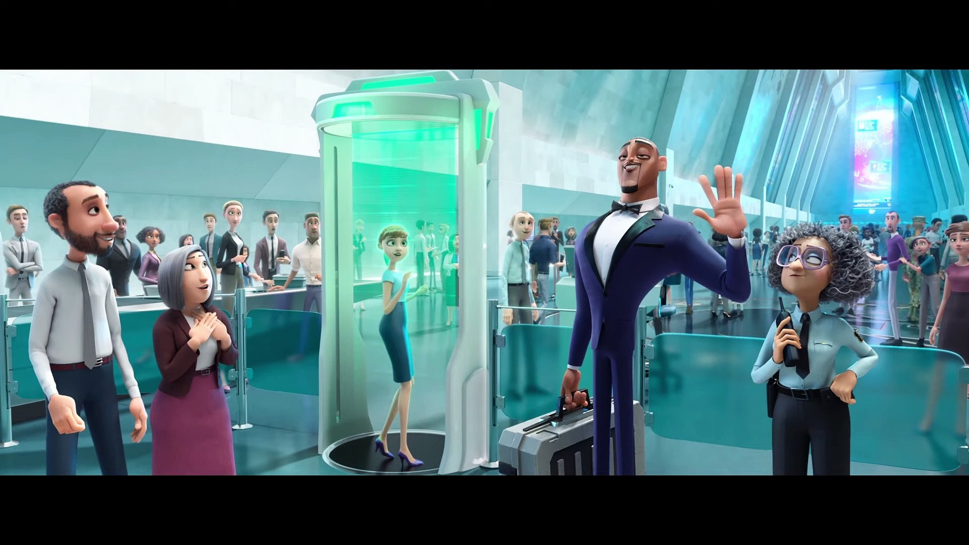 Spies In Disguise Movie 2019 Video Dailymotion