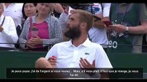 Wimbledon 2019 - Benoit Paire n'avait plus gagné un match depuis Roland-Garros