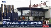1900 postes supprimés, 42 magasins fermés... Ce que comprend le plan de restructuration du groupe Conforama
