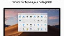 Installer des mises à jour logicielles sur votre Mac sous macOSMojave