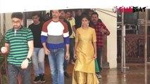 Hrithik Roshan dances on Bhojpuri song Lagawelu Jab Tu Lipistick with Super 30 starcast | FilmiBeat