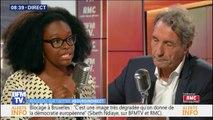 """Migrants: pour Sibeth Ndiaye, """"le comportement de Matteo Salvini n'est pas acceptable"""""""
