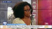 """Sibeth Ndiaye : """"Les règlements intérieurs des piscines publiques sont suffisants. Vous ne pouvez pas être topless ou en burkini"""""""