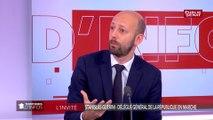 Municipales : « En aucun cas le Président de la République ne décide » affirme Stanislas Guerini