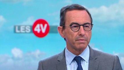 Bruno Retailleau - France 2 mardi 2 juillet 2019