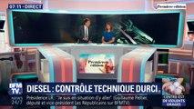 Diesel : contrôle technique durci