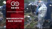 Heavy Rain Lashes Maharashtra