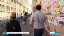 Paris : l'encadrement des loyers revient au grand dam des propriétaires