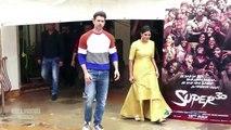 Hrithik Roshan & Mrunal Thakur Spotted At Star Gold Promo Shoot Of 'Super 30'