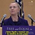 Semana del Orgullo: Hillary Clinton y los derechos de las personas LGTBI