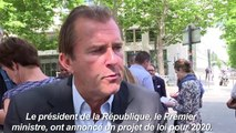 Paris: mobilisation des Ehpad et des aides à domicile