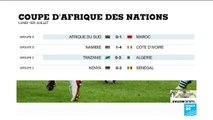 """""""Ils sont en train de faire un très bon parcours"""" : les supporters réagissent à la victoire de l'Algérie"""