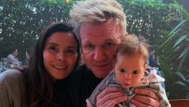 Gordon Ramsay Posted This Sweet Photo With His Son – But One Detail Got Everyone Panicking