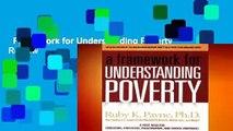 Framework for Understanding Poverty  Review