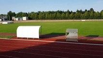 Dans quel état est le terrain de Villers-lès-Nancy qui devait accueillir le match ASNL-UNFP le 10 juillet 2019 ?