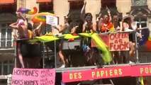 LGBTQ Pride parades held in capitals across Europe