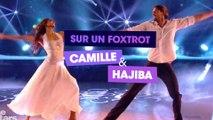 "DALS S08 - Camille Lacourt et Hajiba Fahmy dansent un Foxtrot sur ""I don't want to miss a thing"" (Aerosmith)"