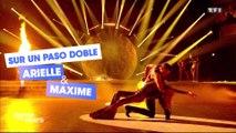 """DALS S08 - Arielle Dombasle et Maxime Dereymez dansent un Paso Doble sur """"Makeba"""" (Jain)"""