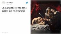 Vente surprise de la toile attribuée au Caravage deux jours avant sa mise aux enchères