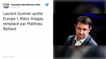 Europe 1 : Le vice-PDG Laurent Guimier s'en va au bout d'un an