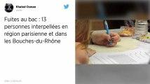 Fuites des sujets du bac: treize lycéens interpellés en région parisienne et dans les Bouches-du-Rhône
