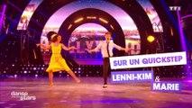 """DALS S08 - Lenni-Kim et Marie Denigot dansent un quickstep sur """"Another Day of sun"""" (La La Land)"""