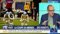 Foot: La Coupe du monde des robots
