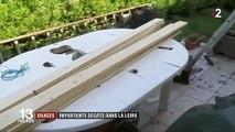 Des dégâts considérables après les orages dans la Loire