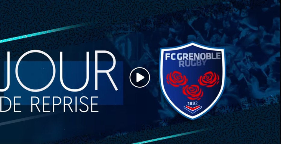 Rugby : Video - Jour de reprise