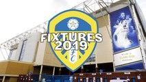 Football_Leeds United Fixtures 2019-20