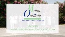 Résidence Moun Oustaou, Maison de retraite privée à Nyons dans la Drôme.