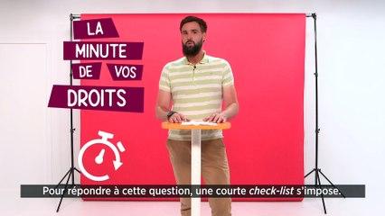 La minute de vos droits - Le CDD saisonnier