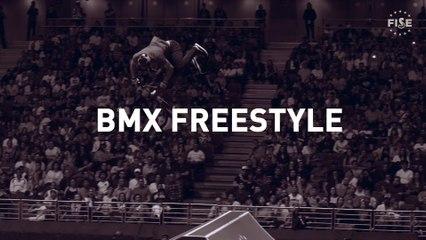 BMX Freestyle - FISE  Châteauroux 2019