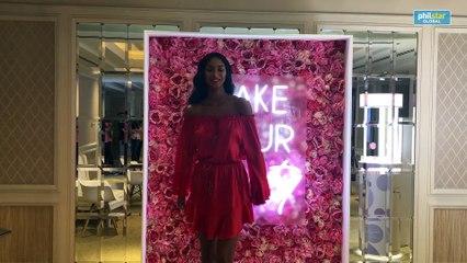 Lais Ribeiro shows her Victoria's Secret fashion walk