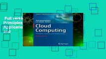 Full version  Cloud Computing: Principles, Systems and Applications (Computer Communications and