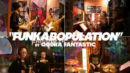 Cobra Fantastic - Funkabopulation