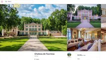 You Can Rent The Same Chateau as Joe Jonas and Sophie Turner