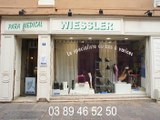 Wiessler Orthésiste, fabrication/vente de prothèses à Mulhouse dans le Haut-Rhin 68