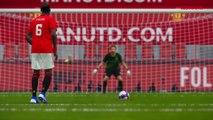 eFootball PES 2020 x Manchester United - Annonce du partenariat
