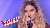 Robert Charlebois – Ordinaire | Lidia Isac | The Voice France 2017 | Blind Audition