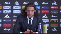 Rabiot reveals Buffon influence on Juve move