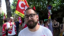 Maxime Picard Secrétaire Départemental Solidaires FP 13