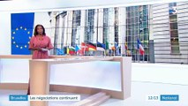 Union européenne : aucun accord pour les nominations