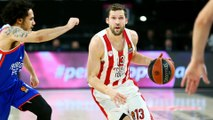 Janis Strelnieks - Olympiacos Piraeus, 2018-19 highlights