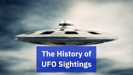 The Weird World Of UFO Sightings