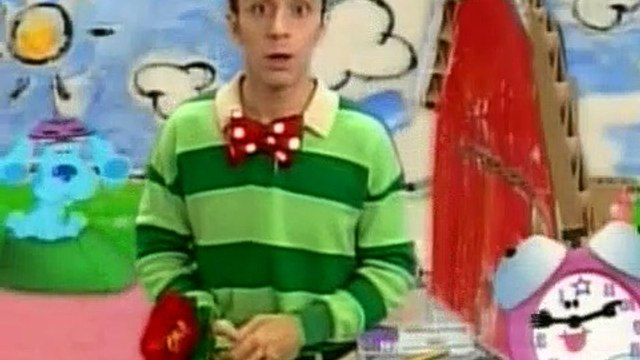Blues Clues Season 3 Episode 19 - Blue's Play