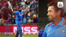રોહિત વનડેમાં સૌથી વધુ સિક્સ મારનાર ભારતીય ખેલાડી બન્યો